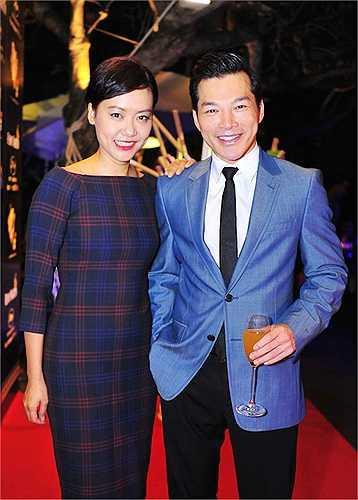 Xuất hiện trong buổi đấu giá gây quỹ hỗ trợ các đạo diễn trẻ do diễn viên Hồng Ánh tổ chức tại TPHCM đêm 31/5, Trần Bảo Sơn chia sẻ, anh muốn chung tay cùng các bạn trẻ làm phim.