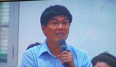 """Ông Trần Đình Long - Chủ tịch Tập đoàn Hòa Phát phát biểu tại tòa: """"Làm sao anh Kiên lại lừa tôi được"""""""