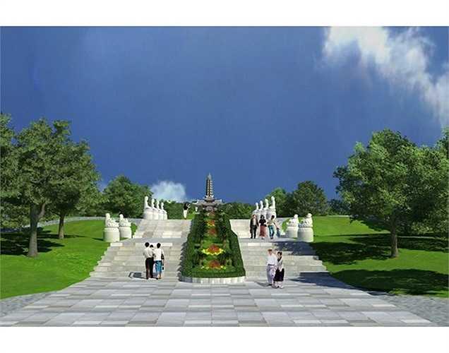 Tùy vào các phân khu như: Diệp Long, Kim Phát Tài, Phúc Lộc Thọ, Gia tộc mà có giá khác nhau, dao động từ 120 - 336 triệu đồng/lô huyệt mộ.