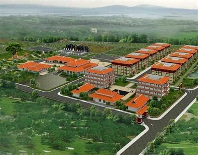 Công viên nghĩa trang Vĩnh Hằng rộng 17,8 ha tọa lạc trên một ngọn đồi ở xã Tân Lập, huyện Ba Vì (Hà Nội). Công viên này được xây dựng từ năm 2002, đến năm 2003 đưa vào hoạt động. Chủ nhân của công viên là ông Nguyễn Mạnh Thản, Chủ tịch HĐQT Công ty Du lịch Ao Vua.