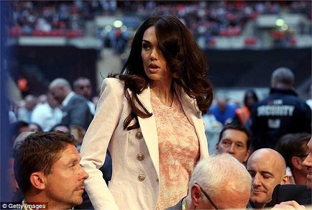 Tamara Ecclestone, nữ tỷ phú xinh đẹp.