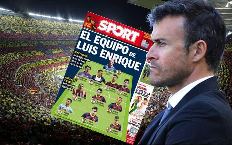 Lộ đội hình 'siêu khủng' của Barca mùa tới