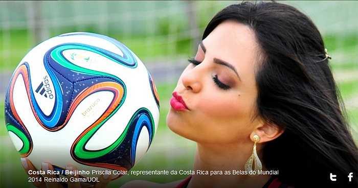 Đại diện Trung Mỹ được coi là đội bóng yếu nhất bảng tử thần.