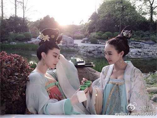 Bộ phim truyền hình Võ Tắc Thiên do công ty của Phạm Băng Băng sản xuất có kinh phí dự kiến lên tới 300 triệu NDT (hơn 1 nghìn tỉ đồng).