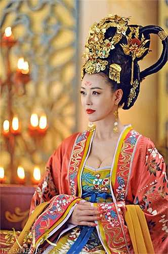 Dàn mỹ nhân trong phim đều được coi là quốc sắc thiên hương của điện ảnh Hoa ngữ
