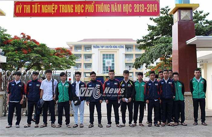 Hôm 1/6, 26 cầu thủ có tên trong danh sách U19 Việt Nam đi tập huấn tại Nhật Bản đã hội quân tại Trung tâm huấn luyện Hàm Rồng, Gia Lai.