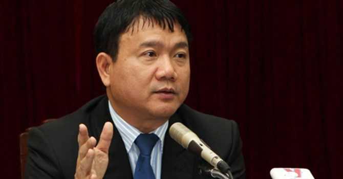"""Lần đầu tiên Bộ trưởng Đinh La Thăng nói về lí do thay đổi """"tướng"""" ngành đường sắt."""