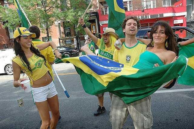 Đây là một cuộc tập dượt cho World Cup