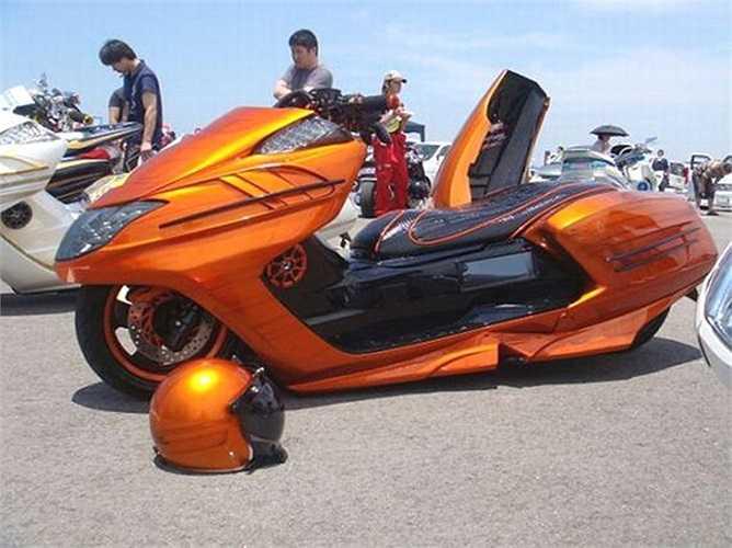 Trước đây, với nhiều người Việt Nam, Nhật Bản là đất nước thiên đường của xe máy.
