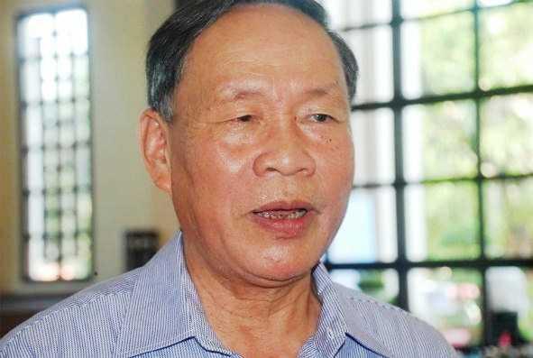 Thượng tướng Nguyễn Văn Rinh