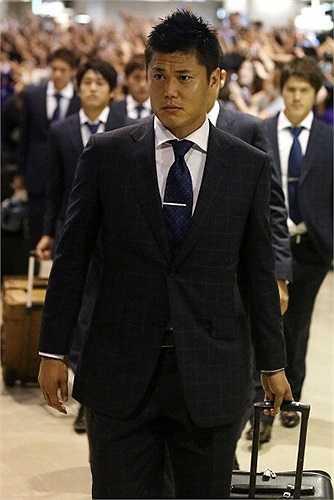 Nhật Bản là hình ảnh tiêu biểu cho thất bại của bóng đá châu Á tại Brazil