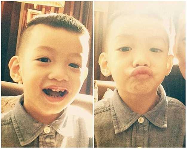 Bé Subeo của cặp đôi đình đám Hà Hồ với Cường đôla vừa đón sinh nhật tuổi thứ 4 vào ngày 21/6/2014 vừa qua.