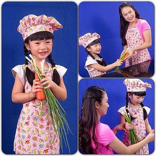 Năm 2010, MC Thanh Thảo Hugo hạ sinh tiểu công chúa Thảo Chi (tên ở nhà là bé Dâu)