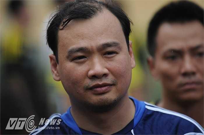 Ông Lê Hải Bình đầu quân cho đội bóng Bộ Ngoại giao