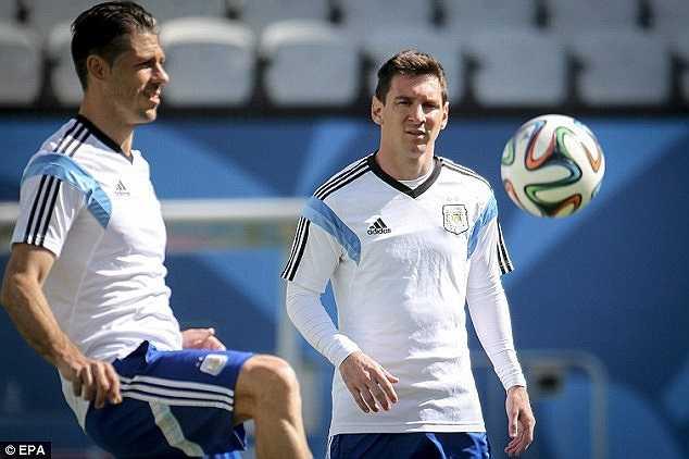 Đội nào thắng ở trận Bỉ-Mỹ nhiều khả năng sẽ gặp Argentina ở tứ kết