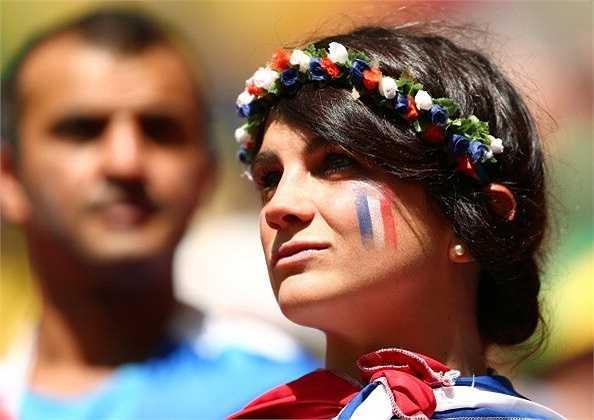 Người Pháp có một ngày khá lo lắng khi Nigeria thi đấu kiên cường