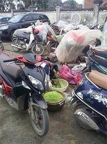 Là đặc sản của Hà Nội nhưng cốm không được nhà sản xuất đảm bảo chất lượng. Nhiều người dùng hóa chất để nhuốm cốm.