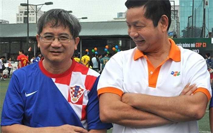 Ông Bình giữ chức vụ Chủ tịch Hội đồng quản trị trong khi ông Ngọc thay ông Trương Đình Anh trở thành Tổng giám đốc FPT được ngót ngét 1 năm.