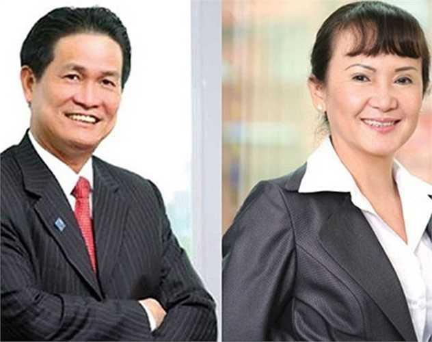 Chồng là đại gia ngân hàng, vợ là 'nữ hoàng mía đường' nhưng ông Đặng Văn Thành và bà Huỳnh Bích Ngọc có chung xuất phát điểm.