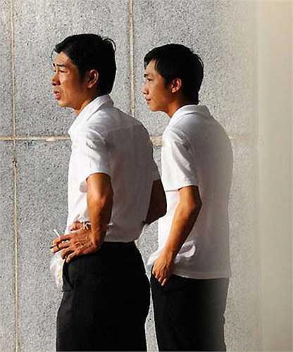 Ngày 21/6/2010, Hà Hồ sinh hạ bé Subeo, Quốc Cường luôn có mặt bên vợ mọi lúc.