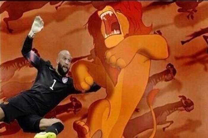 Howard cứu Mufasa và thay đổi nội dung của bộ phim hoạt hình kinh điển 'The Lion King' (Vua sư tử)