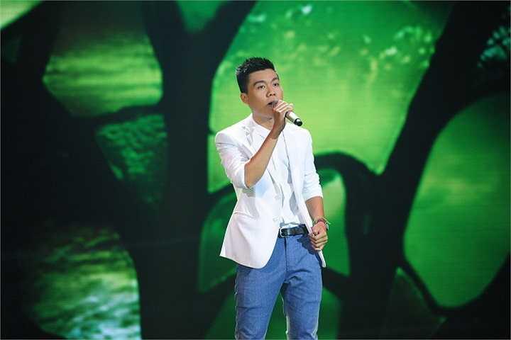 Gia Cát nhận được 51 điểm cho ca khúc 'Con đường màu xanh