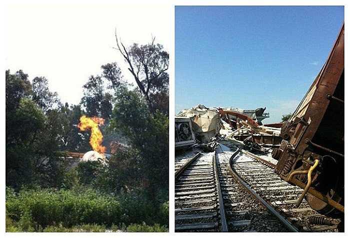 Chính quyền địa phương vẫn đang điều tra làm rõ nguyên nhân tai nạn