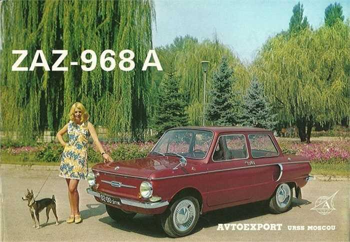 4. Zaporozhec (3.551 USD). Chiếc xe ra đời ở Liên Xô trong những năm 60 của thế kỷ trước, cũng lập kỷ lục về mức giá quy đổi tại thời điểm bấy giờ.