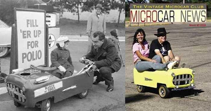 3. Eshelman ASC (3.455 USD). Trông giống đồ chơi trẻ em nhiều hơn, thực ra đây là chiếc xe thể thao dành cho một người và được trang bị động cơ 3 mã lực. Đèn trước và sau chạy bằng pin.