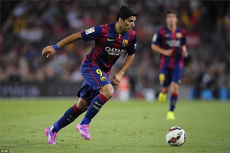 Sự xuất hiện của Suarez sẽ làm cho cuộc đấu với Real trở nên cân bằng hơn