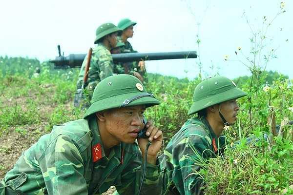 Bảo đảm thông tin cho chỉ huy trong chiến đấu