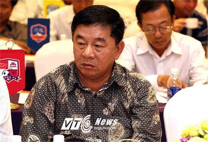 Ông Nguyễn Văn Mùi, Trưởng ban trọng tài