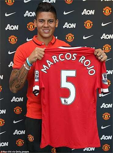 Bản hợp đồng trị giá 16 triệu bảng này được xem là niềm hi vọng mới của Quỷ đỏ