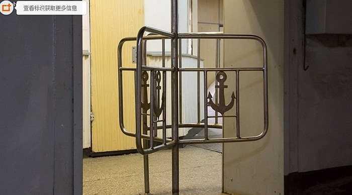 Lối ra vào xưởng đóng tàu của hải quân Liên Xô