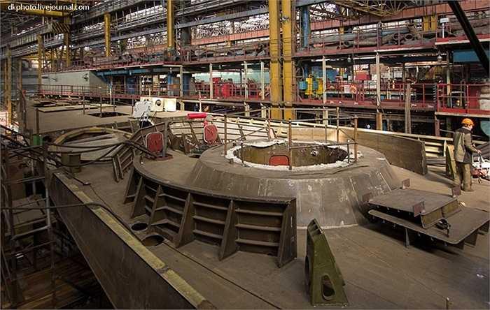 Tháp pháo của tàu tuần dương hạng nhẹ