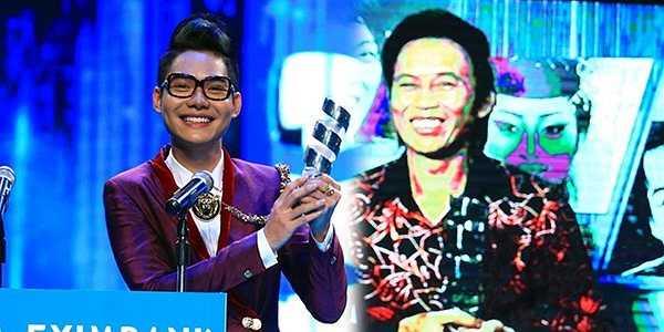 Trước đó, trong đêm trao Giải thưởng Truyền hình HTV lần 8 - 2014, do đang lưu diễn ở nước ngoài nên nghệ sĩ Hoài Linh không thể có mặt đón nhận danh hiệu Nghệ sĩ kịch nói và hài kịch được yêu thích nhất. Do đó, anh đã nhờ con trai nuôi là Cao Hữu Thiên lên nhận giải. Đây cũng là lần đầu tiên Hữu Thiên xuất hiện với tư cách con trai nuôi danh hài Hoài Linh.
