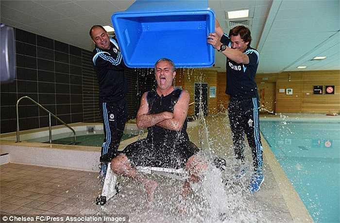 Mặc dù vậy, cuối cùng thì Mourinho cũng hoàn thành xong thử thách