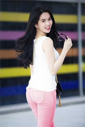 Bộ ảnh do tạo mẫu tóc Miseo hỗ trợ thực hiện.