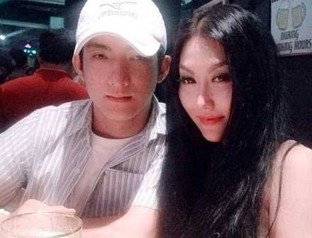 Chàng phi công trẻ bị đồn là đồng tính và đang cặp kè với nghệ sỹ Thành Lộc
