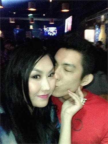 Phi Thanh Vân cũng tiết lộ kế hoạch sẽ kết hôn sớm