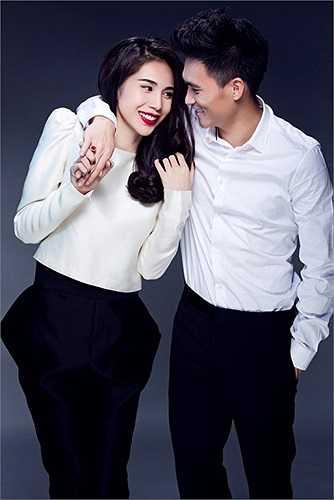 Thủy Tiên và Công Vinh được ví như cặp đôi Vic-Beck của Việt Nam.