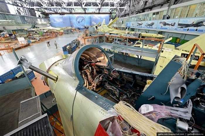 Chiến cơ Su-30 được phát triển bởi công ty hàng không Sukhoi của Nga