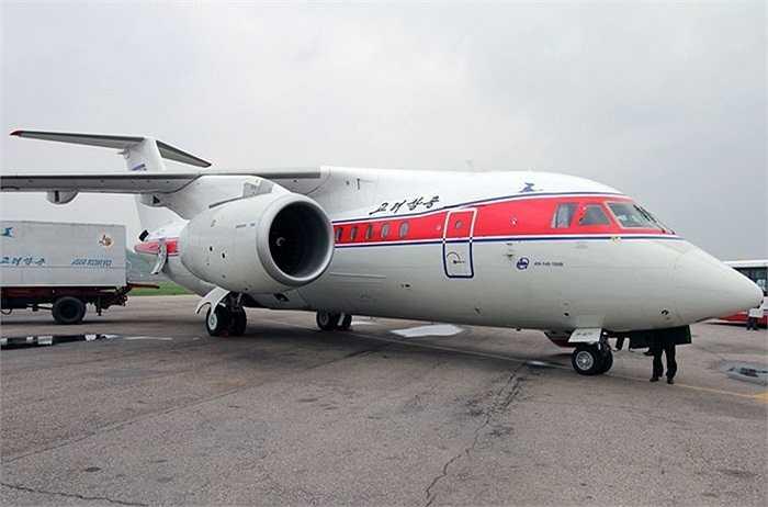 Chuyên cơ An-148 được chuyển giao cho ông Kim Jong-un hồi tháng 5