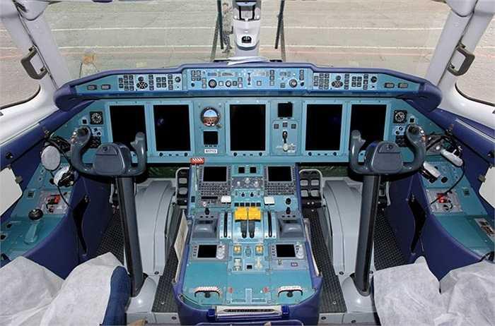 An-148 có thể chở khoảng 80 hành khách