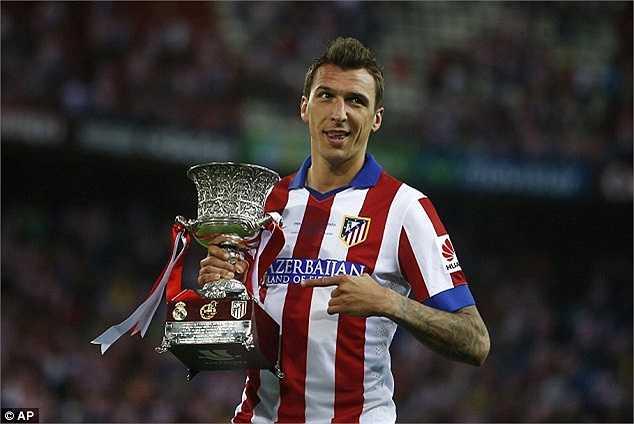 Tuy nhiên, bàn thắng duy nhất của tân binh Mandzukic đã mang cúp về cho các nhà đương kim vô địch La Liga
