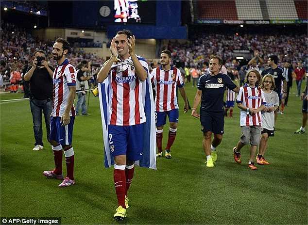 Bán đi Diego Costa, Atletico Madrid ngay lập tức có chiến dịch thay máu rầm rộ với mục tiêu vươn xa hơn ở Champions League nơi họ là á quân mùa giải trước