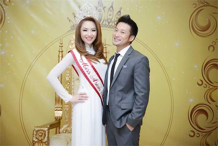 Với nét đẹp sang trọng quý phái, người đẹp đã đoạt danh hiệu hiệu Hoa Hậu Áo Dài Bắc Cali tháng 1/2014. Được biết đây là tổ chức Hoa hậu Việt Nam uy tín duy nhất tại hải ngoại được sự quý trọng của cả hai cộng đồng Việt - Mỹ trong rất nhiều năm qua.