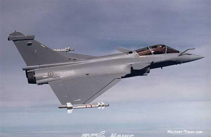 Chiến đấu cơ Rafale của Pháp