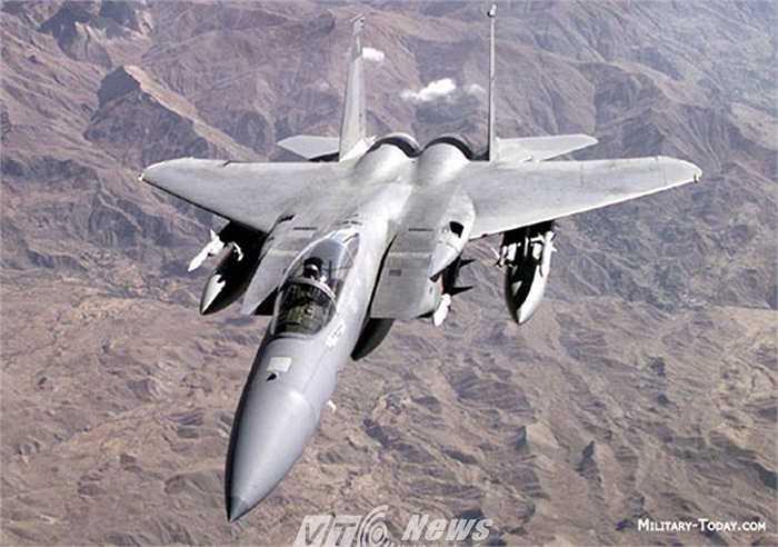 F-15 Eagle của không quân Mỹ