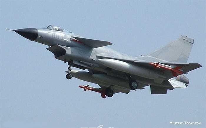 Chiến đấu cơ J-10 của Trung Quốc